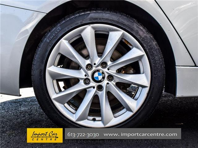 2014 BMW 328d xDrive (Stk: X99796) in Ottawa - Image 11 of 30