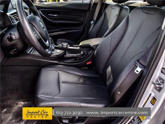 2014 BMW 328d xDrive (Stk: X99796) in Ottawa - Image 14 of 30