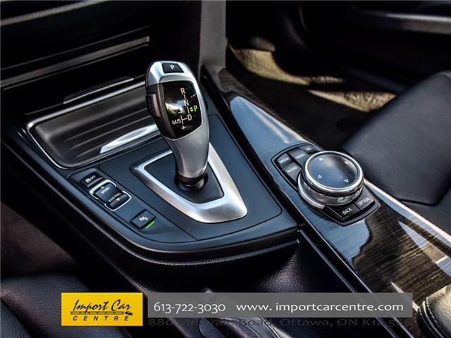 2014 BMW 328d xDrive (Stk: X99796) in Ottawa - Image 16 of 30