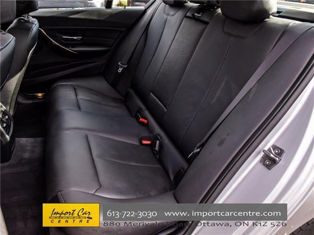 2014 BMW 328d xDrive (Stk: X99796) in Ottawa - Image 17 of 30
