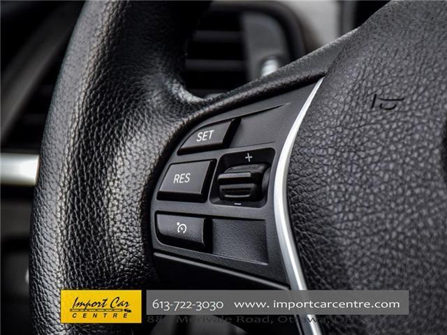 2014 BMW 328d xDrive (Stk: X99796) in Ottawa - Image 23 of 30