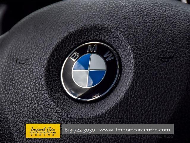 2014 BMW 328d xDrive (Stk: X99796) in Ottawa - Image 25 of 30