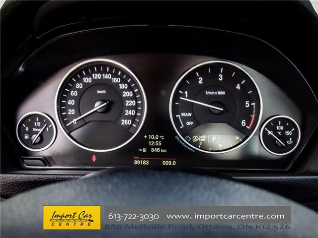 2014 BMW 328d xDrive (Stk: X99796) in Ottawa - Image 26 of 30