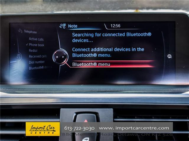 2014 BMW 328d xDrive (Stk: X99796) in Ottawa - Image 29 of 30