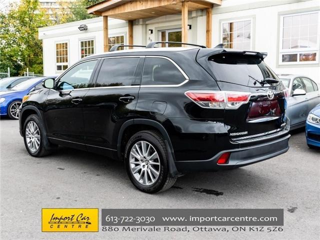 2016 Toyota Highlander XLE (Stk: 252577) in Ottawa - Image 6 of 30