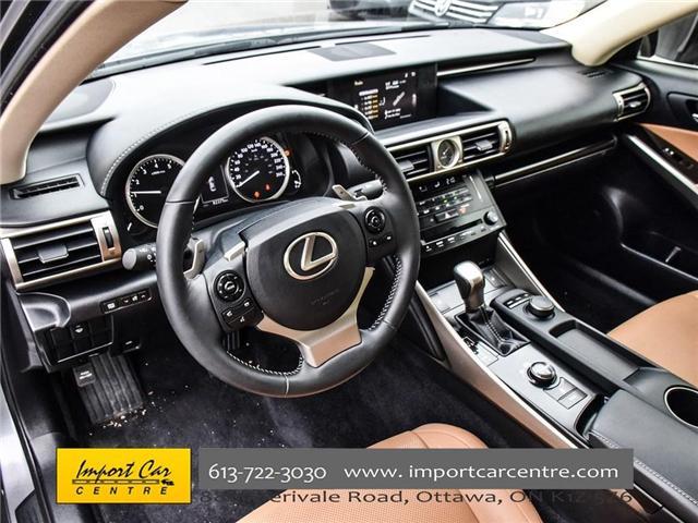 2014 Lexus IS 250 Base (Stk: 014272) in Ottawa - Image 9 of 22