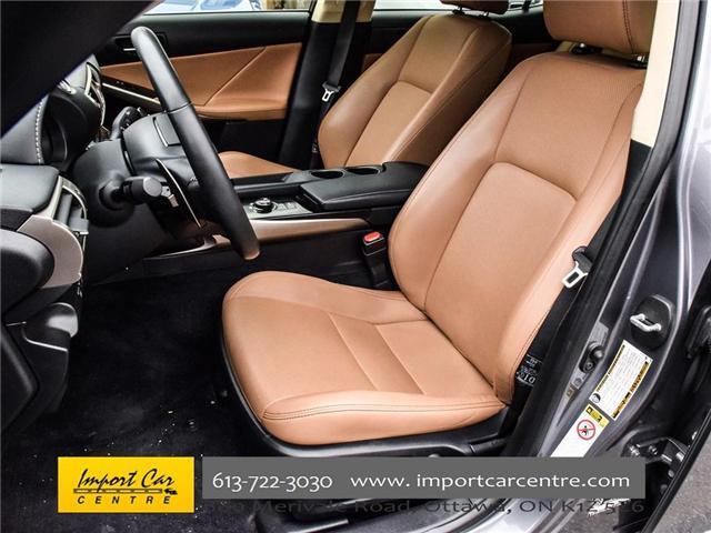 2014 Lexus IS 250 Base (Stk: 014272) in Ottawa - Image 10 of 22