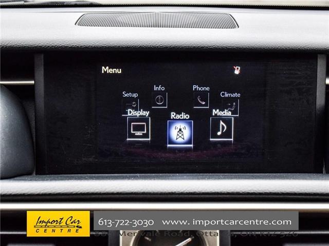2014 Lexus IS 250 Base (Stk: 014272) in Ottawa - Image 16 of 22