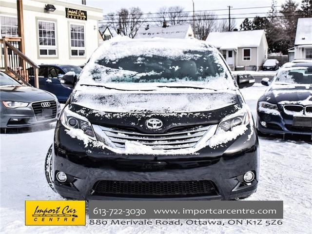2017 Toyota Sienna Limited 7-Passenger (Stk: 854690) in Ottawa - Image 2 of 30