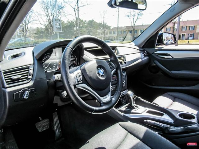 2014 BMW X1 xDrive28i (Stk: 19909A) in Thornhill - Image 9 of 27