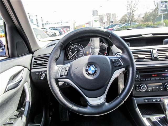2014 BMW X1 xDrive28i (Stk: 19909A) in Thornhill - Image 12 of 27