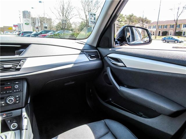 2014 BMW X1 xDrive28i (Stk: 19909A) in Thornhill - Image 14 of 27