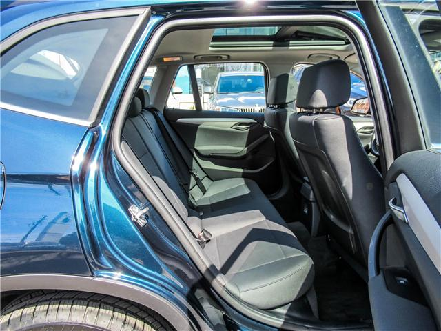 2014 BMW X1 xDrive28i (Stk: 19909A) in Thornhill - Image 17 of 27