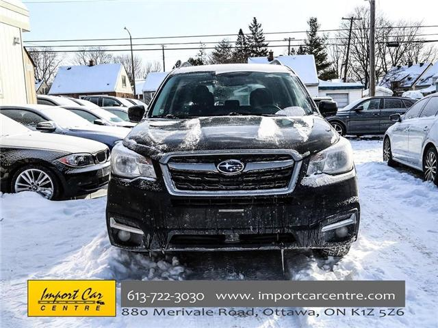 2017 Subaru Forester 2.5i Convenience (Stk: 415300) in Ottawa - Image 2 of 30