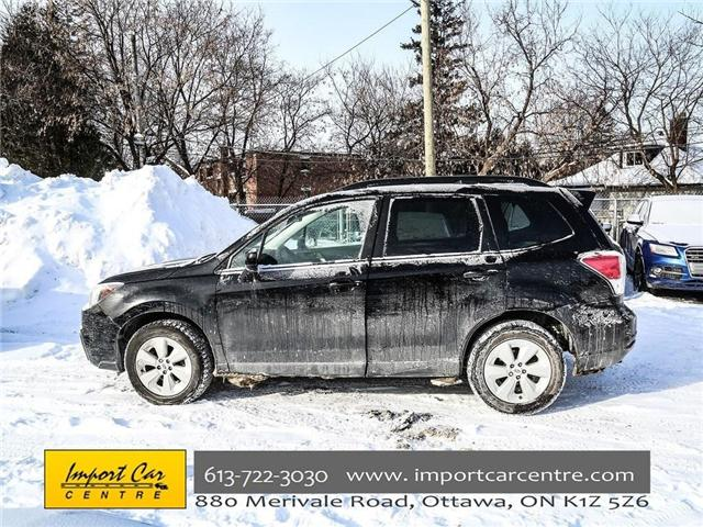 2017 Subaru Forester 2.5i Convenience (Stk: 415300) in Ottawa - Image 3 of 30