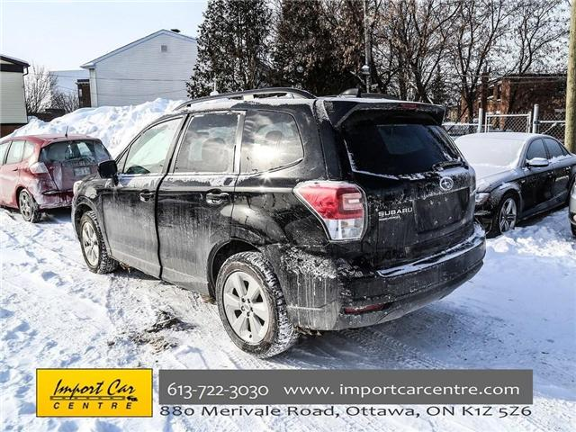 2017 Subaru Forester 2.5i Convenience (Stk: 415300) in Ottawa - Image 5 of 30