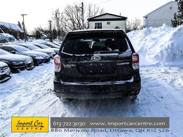 2017 Subaru Forester 2.5i Convenience (Stk: 415300) in Ottawa - Image 6 of 30