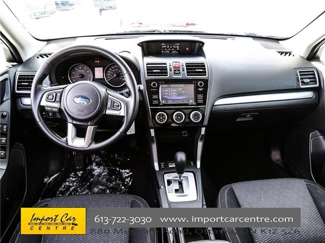 2017 Subaru Forester 2.5i Convenience (Stk: 415300) in Ottawa - Image 21 of 30