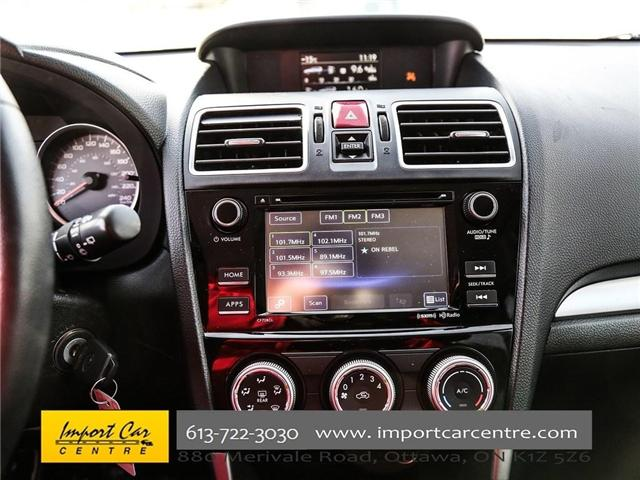 2017 Subaru Forester 2.5i Convenience (Stk: 415300) in Ottawa - Image 24 of 30