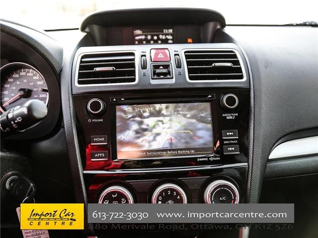 2017 Subaru Forester 2.5i Convenience (Stk: 415300) in Ottawa - Image 26 of 30