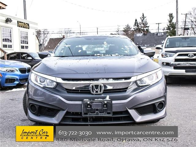 2016 Honda Civic LX (Stk: 026300) in Ottawa - Image 2 of 30