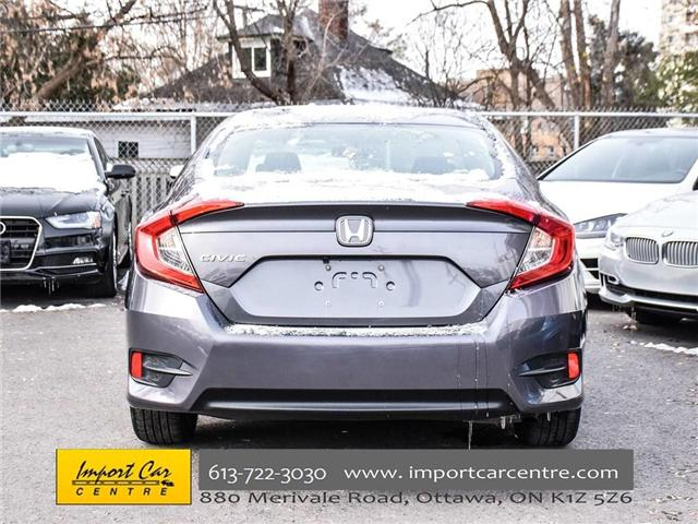 2016 Honda Civic LX (Stk: 026300) in Ottawa - Image 7 of 30