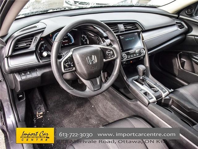2016 Honda Civic LX (Stk: 026300) in Ottawa - Image 13 of 30