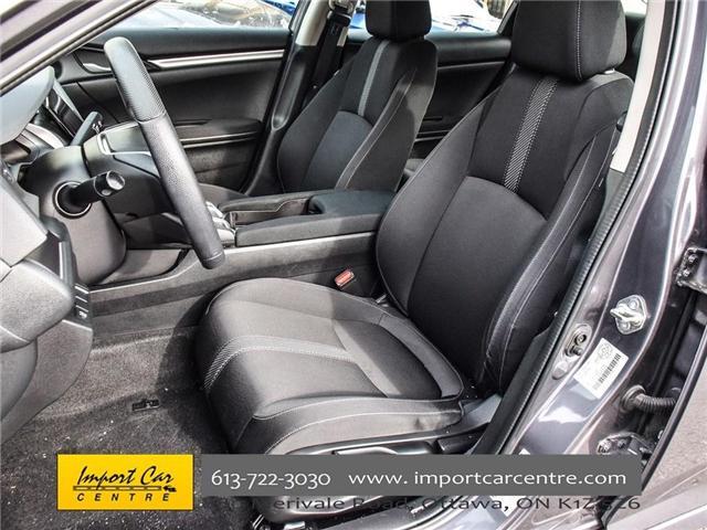 2016 Honda Civic LX (Stk: 026300) in Ottawa - Image 14 of 30