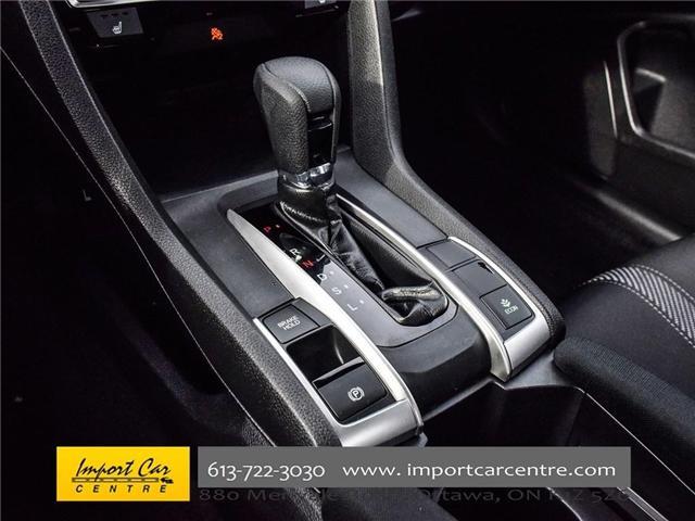 2016 Honda Civic LX (Stk: 026300) in Ottawa - Image 17 of 30