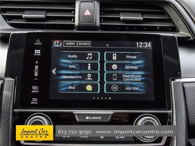 2016 Honda Civic LX (Stk: 026300) in Ottawa - Image 22 of 30