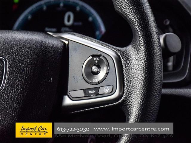 2016 Honda Civic LX (Stk: 026300) in Ottawa - Image 28 of 30