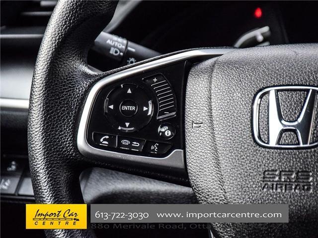 2016 Honda Civic LX (Stk: 026300) in Ottawa - Image 29 of 30
