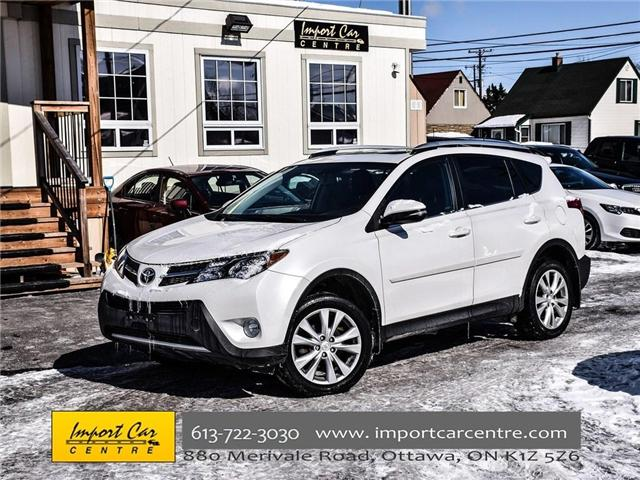 2015 Toyota RAV4 Limited (Stk: 265005) in Ottawa - Image 1 of 30