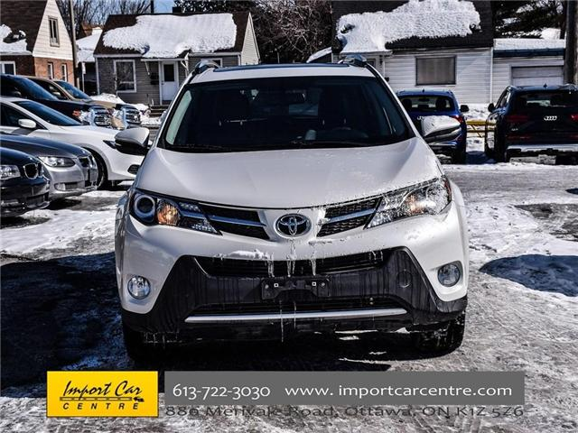 2015 Toyota RAV4 Limited (Stk: 265005) in Ottawa - Image 2 of 30