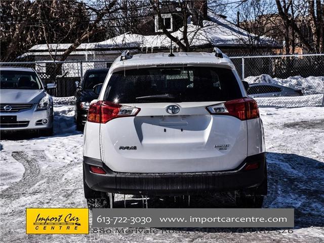 2015 Toyota RAV4 Limited (Stk: 265005) in Ottawa - Image 7 of 30