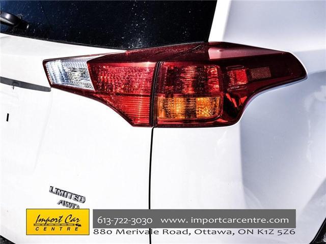 2015 Toyota RAV4 Limited (Stk: 265005) in Ottawa - Image 10 of 30