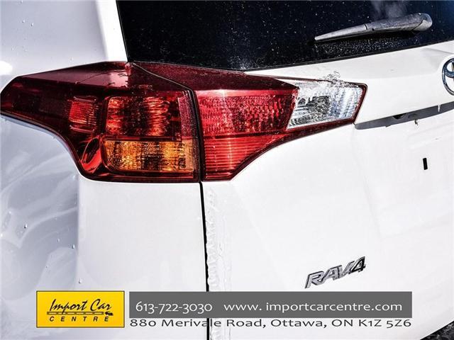 2015 Toyota RAV4 Limited (Stk: 265005) in Ottawa - Image 11 of 30