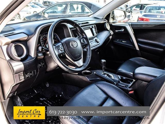 2015 Toyota RAV4 Limited (Stk: 265005) in Ottawa - Image 17 of 30
