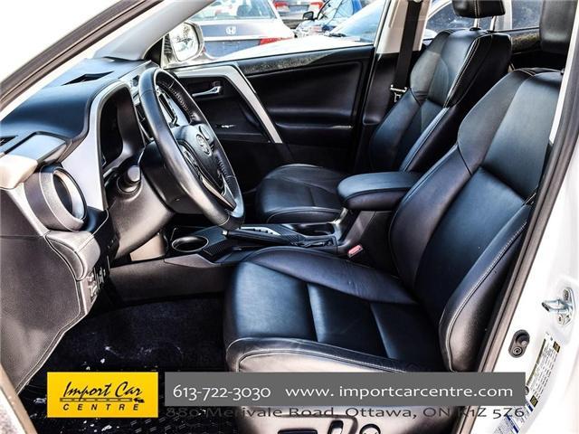 2015 Toyota RAV4 Limited (Stk: 265005) in Ottawa - Image 18 of 30