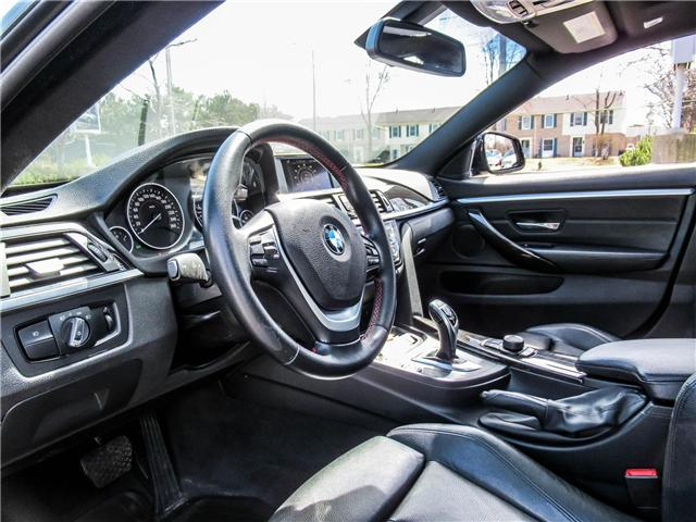 2015 BMW 428i xDrive Gran Coupe (Stk: P8836) in Thornhill - Image 10 of 25