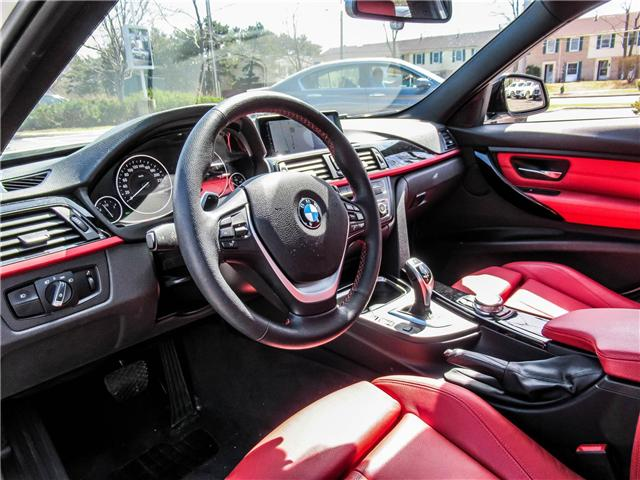 2015 BMW 328i xDrive (Stk: P8857) in Thornhill - Image 10 of 26