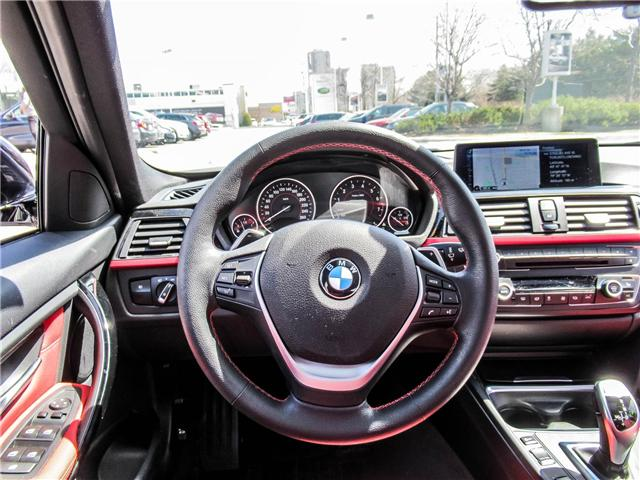 2015 BMW 328i xDrive (Stk: P8857) in Thornhill - Image 13 of 26