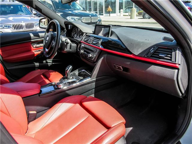 2015 BMW 328i xDrive (Stk: P8857) in Thornhill - Image 16 of 26