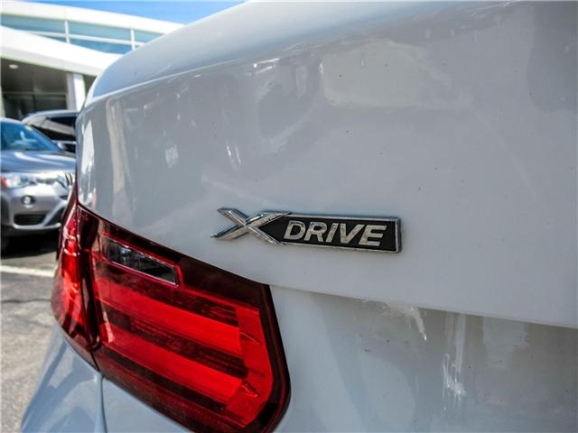 2015 BMW 328i xDrive (Stk: P8857) in Thornhill - Image 20 of 26