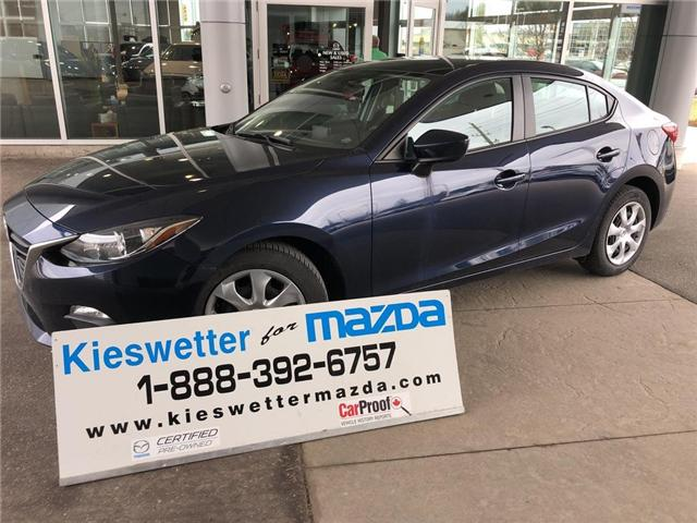 2016 Mazda Mazda3  (Stk: U3774) in Kitchener - Image 1 of 23
