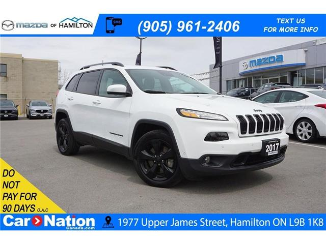 2017 Jeep Cherokee Limited (Stk: HN2110A) in Hamilton - Image 1 of 48