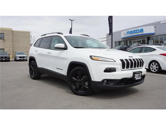 2017 Jeep Cherokee Limited (Stk: HN2110A) in Hamilton - Image 2 of 48