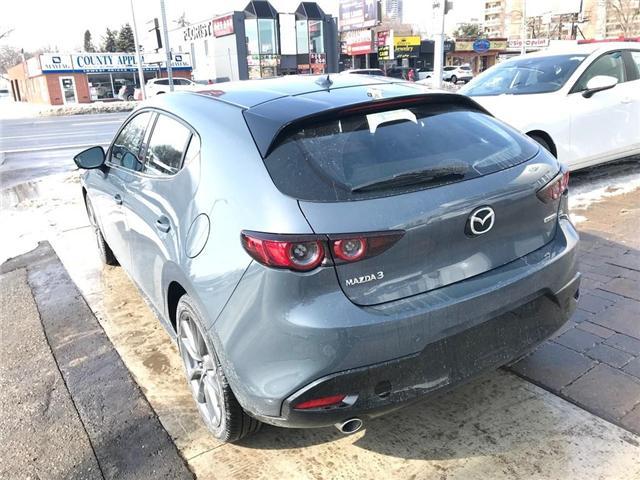 2019 Mazda Mazda3 GT (Stk: DEMO81546) in Toronto - Image 4 of 30