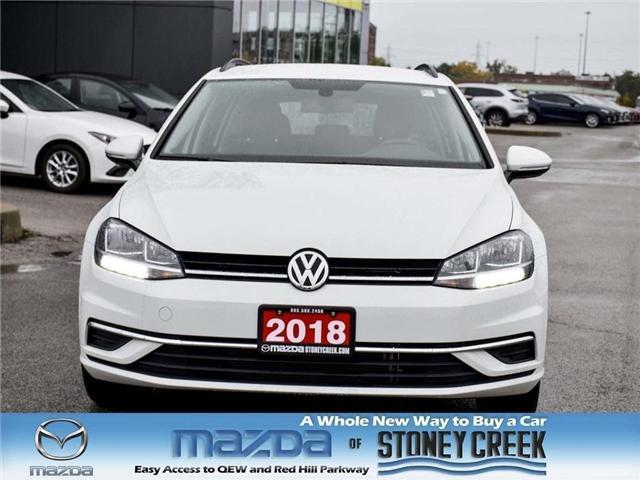 2018 Volkswagen Golf SportWagen Trendline (Stk: SR985) in Hamilton - Image 2 of 19