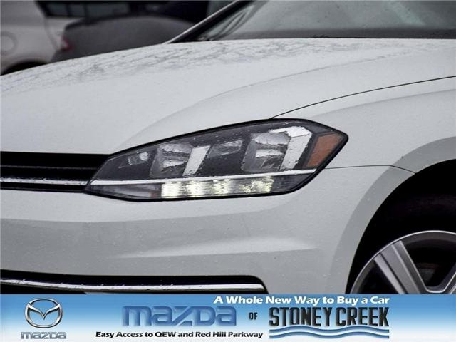 2018 Volkswagen Golf SportWagen Trendline (Stk: SR985) in Hamilton - Image 7 of 19